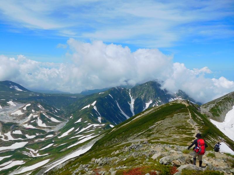 立山登山 絶景
