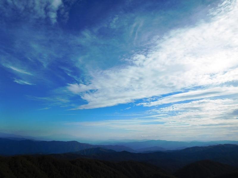 富山岐阜 白木峰登山
