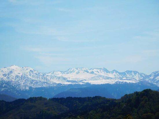 富山の低山 尖山登山 富山の書道家藤井碧峰