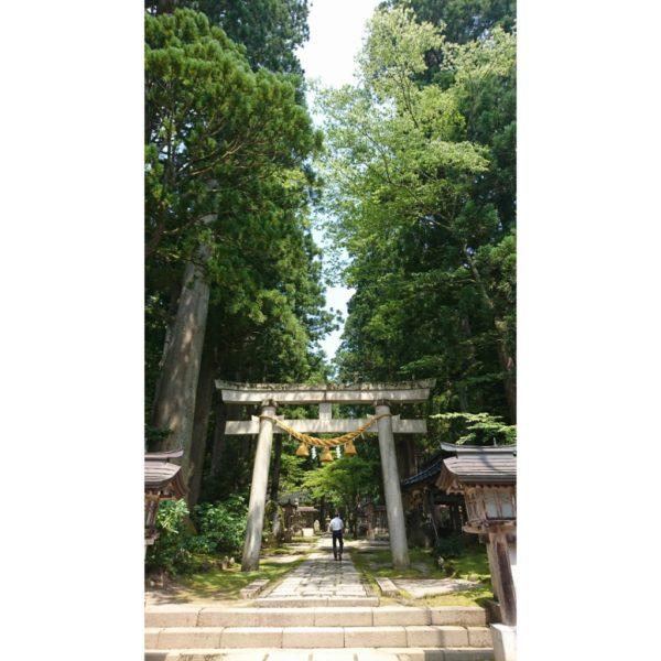 立山雄山神社