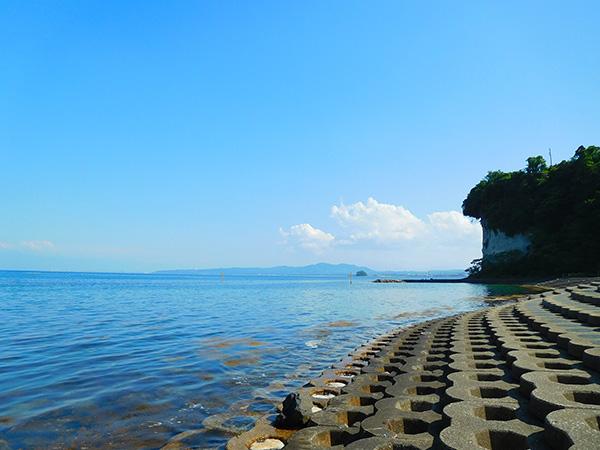 富山の海へ山へ