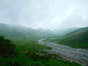 令和2年8月3日立山登山と雷鳥