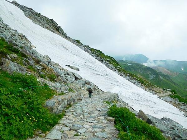 令和2年8月3日立山登山と奉納登山