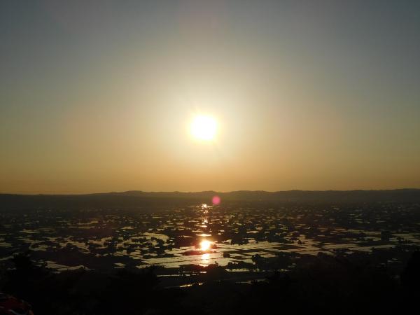 【富山・砺波平野】自然風景ギャラリー「春夏秋冬」