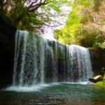 【熊本・鍋ヶ滝】自然風景ギャラリー「春夏秋冬」