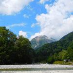 【上高地・焼岳】自然風景ギャラリー「春夏秋冬」
