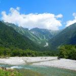 【上高地】自然風景ギャラリー「春夏秋冬」