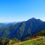【大日岳・剱岳】自然風景ギャラリー「春夏秋冬」