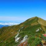 【大日岳】自然風景ギャラリー「春夏秋冬」