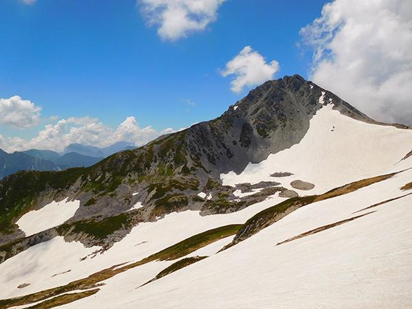 令和3年7月22日立山登山と雷鳥